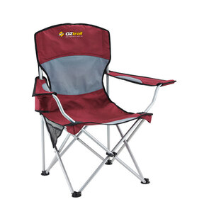OZtrail Deluxe Arm Chair