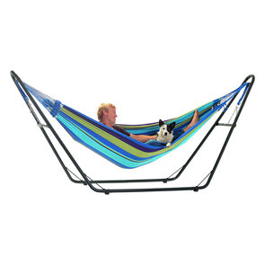 OZtrail Universal Frame & Double Hammock Combo