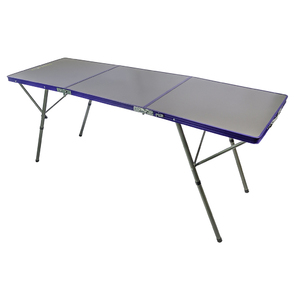Outdoor Connection Tri-Fold Table