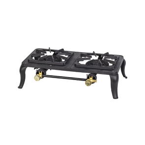 Companion Cast Iron Country Cooker - 2 Burner