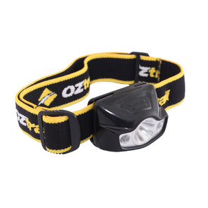 OZtrail Halo Headlamp - 150 Lumen