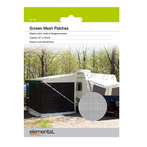 Elemental Screen Mesh Patches