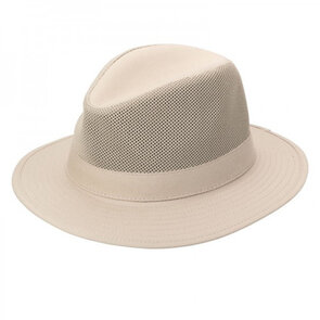 Jack Jumper Southport Mesh Hat - Stone