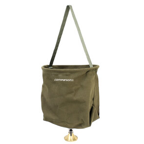 OZtrail Canvas Bucket Camp Shower