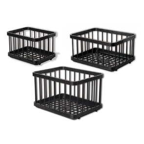 National Luna Basket Set for 55L - Includes 3 Baskets