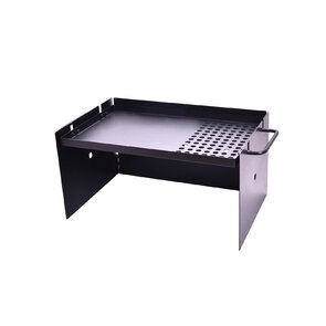 Bbq Fire Pit High Efficiency Fire Pit And Barbecue Combo