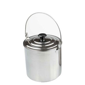 OZtrail Billy Tin Aluminium - 1800ml
