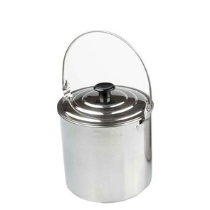 OZtrail Billy Tin Stainless Steel - 1800ml