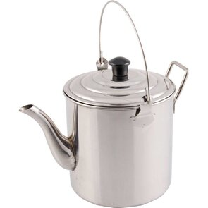 OZtrail Billy Teapot Stainless Steel - 1800ml