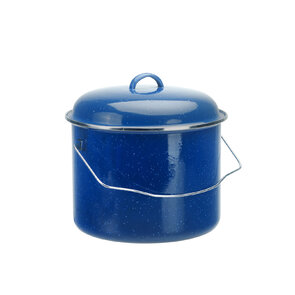OZtrail Enamel Billy Can 6L