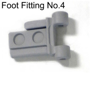 Oztent Spare Part - Foot Fitting