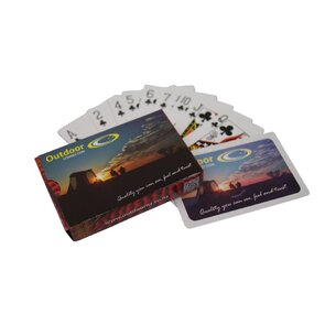 Outdoor Connection Playing Cards