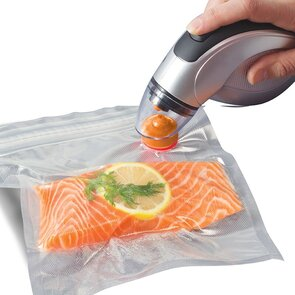 Travel Chef Portable Vacuum Bags - 12 Pack