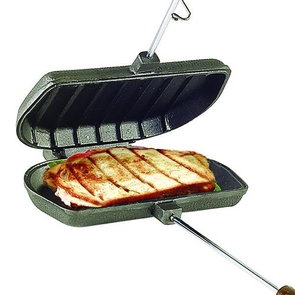 Rome Panini Sandwich Press - Cast Iron