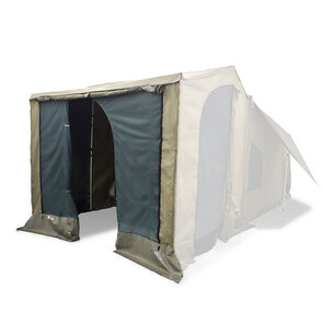 Oztent RV2 Deluxe Front Panel