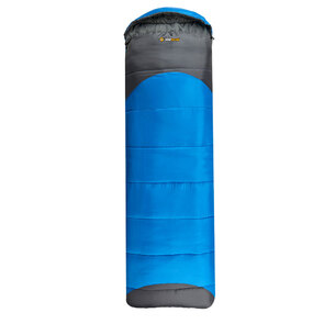 OZtrail Leichardt Hooded 0C Sleeping Bag