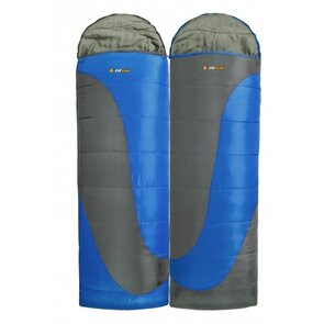 OZtrail Tasman Twin Pack Sleeping Bag