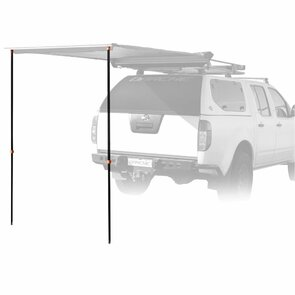 Darche Spare Part - Alloy 2.0M Awning Rafter/Leg Pole