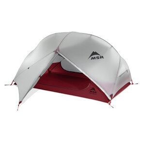MSR Hubba Hubba NX Hiking Tent - Cream/Red