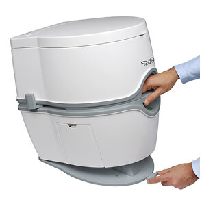 Thetford Spare Part - Floor Plate for the Porta Potti Excellence
