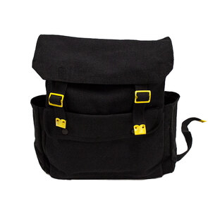 TAS Canvas WP4 Webbing Bag - Black