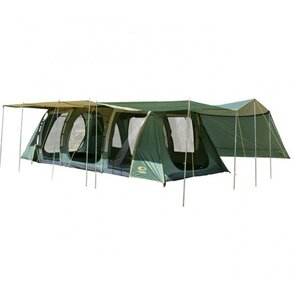 Outdoor Connection Brampton 3 Room Dome Tent
