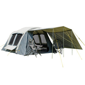 Outdoor Connection Tanbar XL Air Pole Canvas Tent