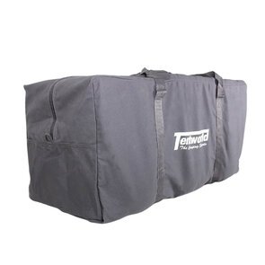 Tentworld 140L Canvas Duffle Bag - Grey