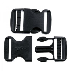 COI Leisure Side Release Buckle 50mm - 1 Pack
