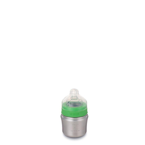 Klean Kanteen 5oz Baby Bottle w/Slow Flow Nipple Stainless