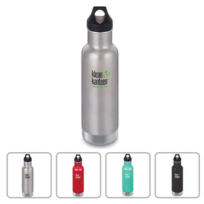 Klean Kanteen 20oz Insulated Bottle Classic Loop Cap
