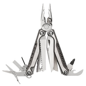 Leatherman Charge TTI Multi-Tool with Button Sheath