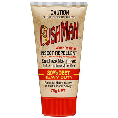Bushman 75G Insect Repellent Dry Gel