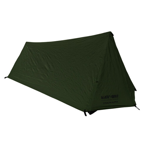 BlackWolf Stealth Alpha Hiking Tent - Olive