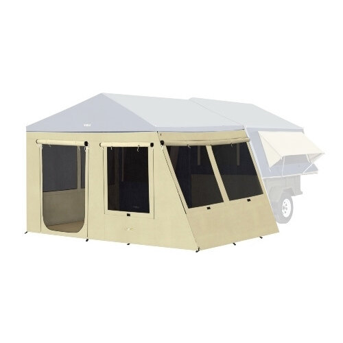 OZtrail Camper Trailer Sunroom & Floor Kit (suits Outer Ridge Quest)