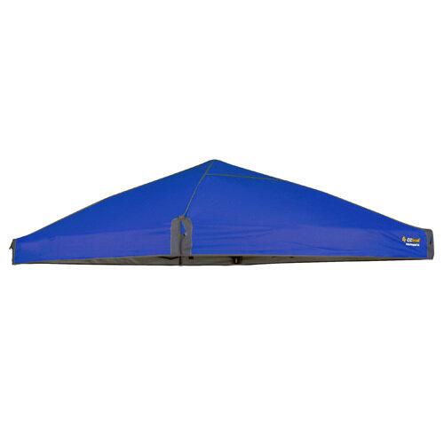 ... OZtrail Fiesta Compact Canopy 3.0 - Blue  sc 1 st  Tentworld & OZtrail Fiesta Compact Canopy 3.0 - Tentworld