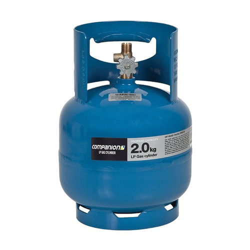 Primus 2kg Gas Cylinder 3/8 LH Fitting