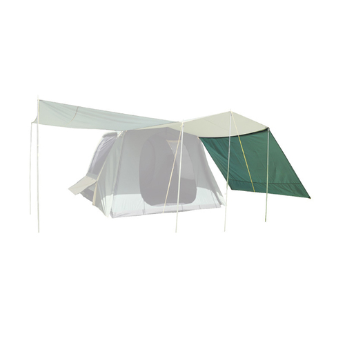 Outdoor Connection Awning Side Wall - Tentworld