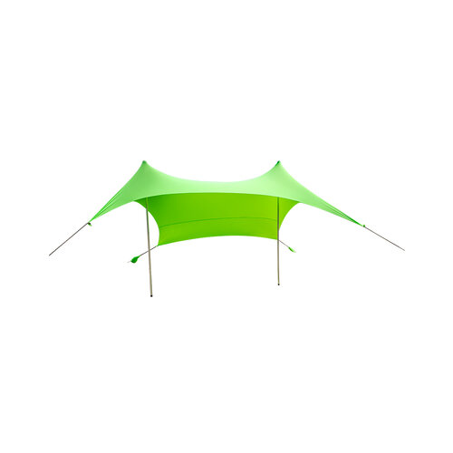 Outdoor Connection Fiesta Sun Shelter - Large - Green