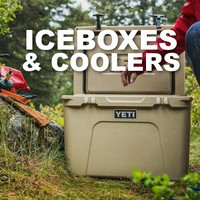 Iceboxes & Coolers
